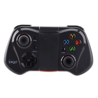 IPEGA 9033 Wireless Bluetooth Unique Controller Gamepad w/ Touchpad Support Android/ios/Android TV Box/Tablet PC (Black + Red) (Intl)