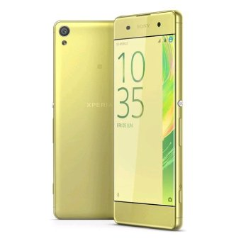 Sony Xperia X - 32GB - Lime Gold