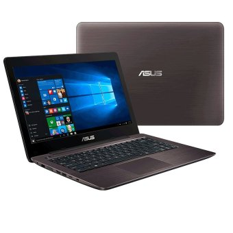 ASUS A456UR-WX016T - RAM 4GB - Intel Core i5-6200U - GT930MX-2GB -14