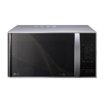 harga LG Microwave MH6843BAK - Grill 28 Liter - Hitam - Khusus Jadetabek Lazada.co.id