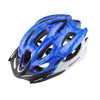 Super Light Integrally-molded Safety Road Mountain Bicycle Helmet