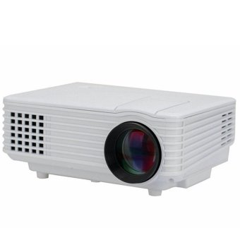 RD805 Mini Pico portable Projector (Intl)