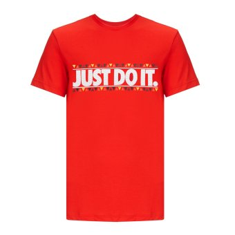 harga Nike Kaos AS Sneaker Tribe Jdi 684103-657 - Merah Lazada.co.id