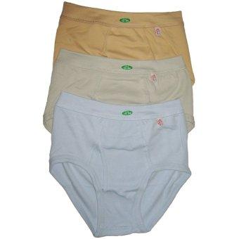 Jual EELIC CDP 3122 6PCS ABU&BIRU&UNGU Celana Dalam Pria Bahan Source · GT Man Celana Dalam