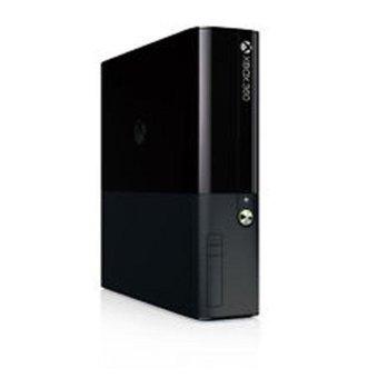 Microsoft XBOX 360 Slim E - 4 GB - Hitam