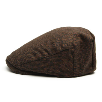 Outdoor Leisure Beret Flat Flat Hat More Color To Choose L Size - INTL