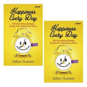 Zaman Publisher - Happiness Every Day - 1 Pcs