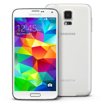 Samsung Galaxy S5 - 16GB - Putih