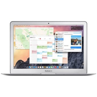 Apple Macbook Air - MJVG2 - RAM 4GB - Intel Dual Core i5 1.6GHz - SSD 256GB - 13 - Silver