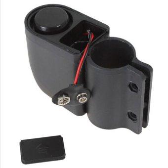 Vibration Alarm Bicycle Lock