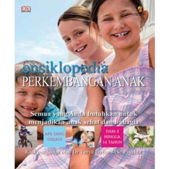 Erlangga - Buku Ensiklopedia Perkembangan Anak