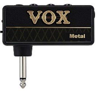 VOX AP-MT AmPlug Metal Headphone Amp Koneksi Plug