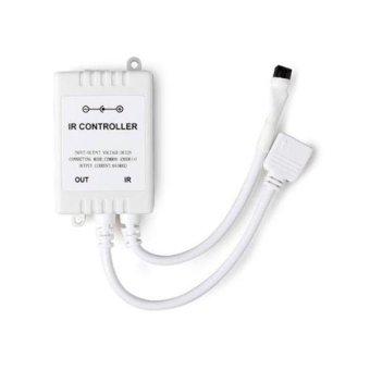 Tempat Jual CTO DC 12V 6A IR 44 Keys Remote Controller for RGB .