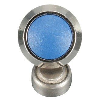 12V Momentary Push Button Switch Horn OFF(ON) Car Dashboard Boat bike custom car Blue - Intl