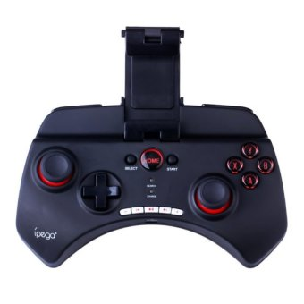 Ipega PG-9025 Mobile Wireless Gaming Controller for Apple and Tablet PC - Hitam