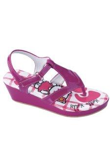 harga Fashionisia Sandal Anak Perempuan - Pink Lazada.co.id
