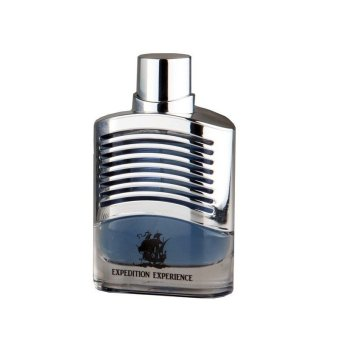 Georges Mezotti Expedition Experince Silver Men Edt - 100ml