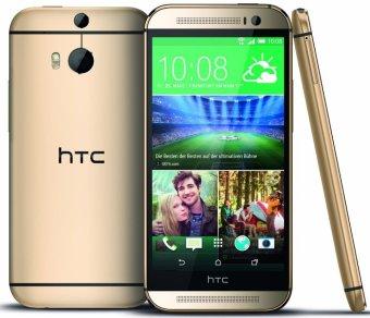 HTC One M8 - 16GB - Amber Gold