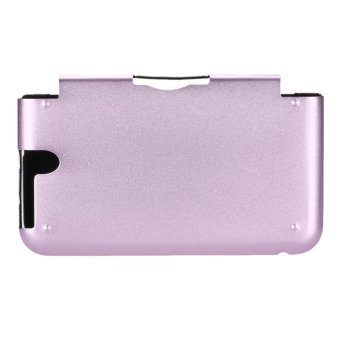Metal Cover Case Shell Protector Light Purple for Nintendo 3DS XL LL (Intl)