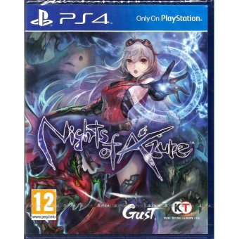 Sony PS4 Nights of Azure