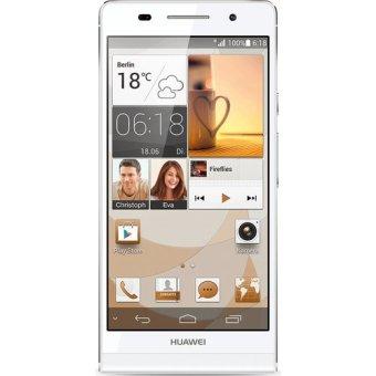 Huawei Ascend P6 - Single SIM - 2GB RAM - 8GB ROM - White