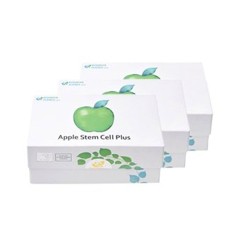 BioGreen Science Apple StemCell Plus - Original - Paket 3 Box