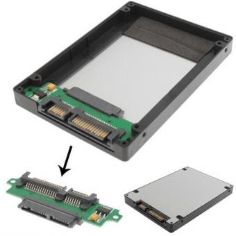 Jual 1.8 inch 7+9 Micro SATA SSD to 7+15 2.5 inch SATA Hard Disk - intl Harga Termurah Rp 230000. Beli Sekarang dan Dapatkan Diskonnya.