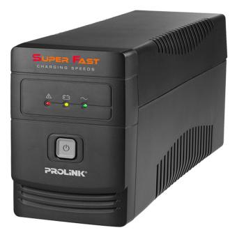 harga Prolink UPS Line Interaktif PRO700SFC - Super Fast Charging 650VA with AVR Lazada.co.id