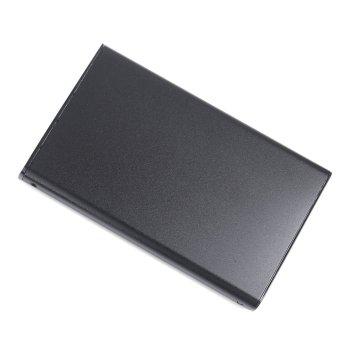 USB 2.0 SATA 2.5 HD Hard Drive Disk Case Enclosure Box for Laptop PC (Intl)