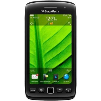 Blackberry Monza 9860 - 8 GB - Hitam