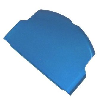 Blue Battery Protector Cover Door Repair Parts Replacement for Sony PSP 2000/3000 (Intl)