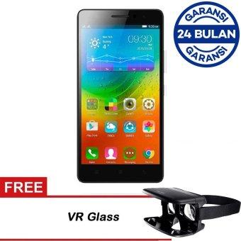 Lenovo A7000 Special Edition - 16 GB - Hitam - Free Ant VR Glass -Tambahan Garansi