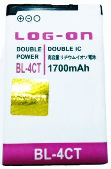 Log On Battery For Nokia BL-4CT terpercaya