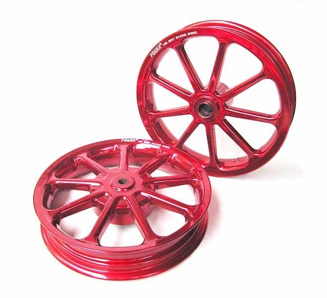 Power Velg Mio Sun - Red