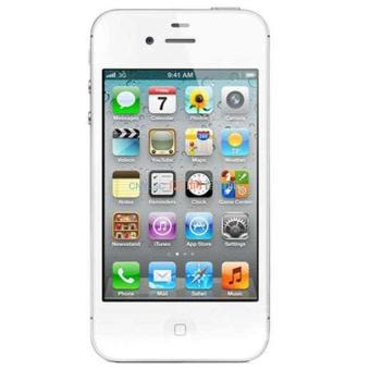 Apple Iphone 4S [Refurbished] - 64 GB - White