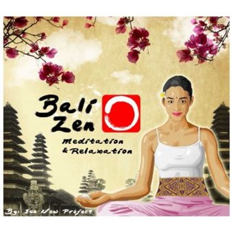 Maharani Record - Bali Zen - Music CD