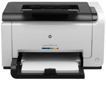 harga HP LaserJet Pro CP1025 Color Printer - Putih Lazada.co.id