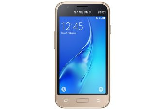 Samsung Galaxy J1 Mini J105 -8GB - 4G LTE - Dual Sim - Gold