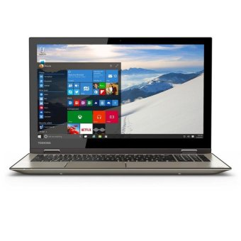 Toshiba P55W - 15.6 Full HD - Core i7 6500 - 12 GB - Win 10 - Gold
