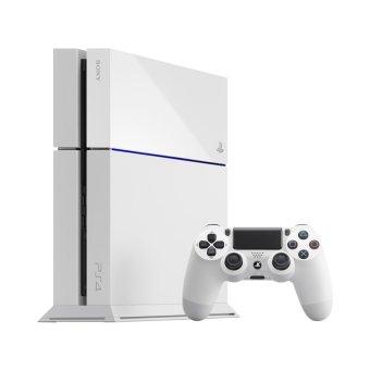 Sony Playstation 4 500 GB Original Region Asia CUH-1206A - Putih