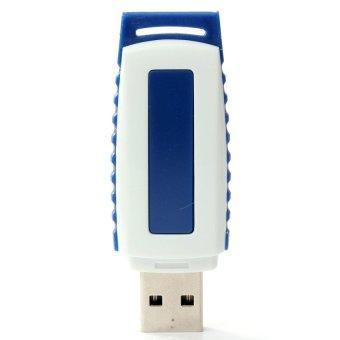 S & F 4GB USB 2.0 Flash Memory Stick Storage Thumb Pen Drive U Disk (Blue) - Intl