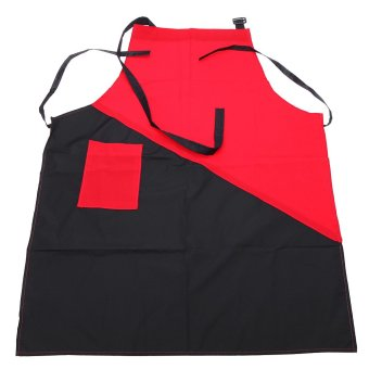 Professional Hair Salon Apron Hairdressing Cloth for Barber Hairstylist (Intl)