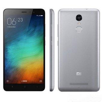 Xiaomi Redmi Note 3 Pro - 16 GB - Abu-Abu