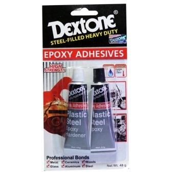 harga Dextone Plastic Steel - Epoxy - 48g Lazada.co.id
