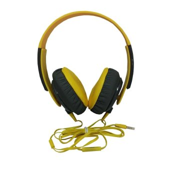 RBT Headset EP-12 High Quality Performance - Kuning