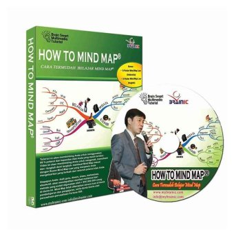 Brainic CD Video Tutorial How To Mind Map isi 1 disc