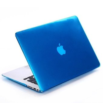Clear Crystal Hard Front and Back Case Cover for MacBook Pro 13 inch (SkyBlue) - Intl