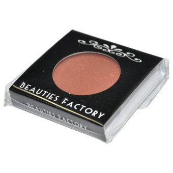 Beauties Factory Eyeshadow Compact Color 526 Fiesta Shimmer