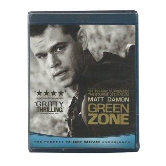 Universal Studios Green Zone Blu-ray