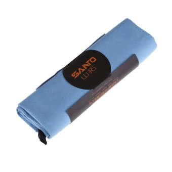 S & F Quick Drying Absorption Towels Super Thin Fiber Yoga Pilates Sports Towels (Intl)